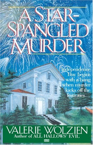 A Star-Spangled Murder (034548360X) by Valerie Wolzien
