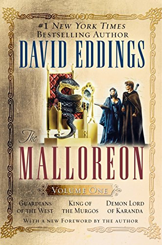 9780345483867: The Malloreon; Volume One: Guardians of the West; King of the Murgos; Demon Lord of Karanda: 1