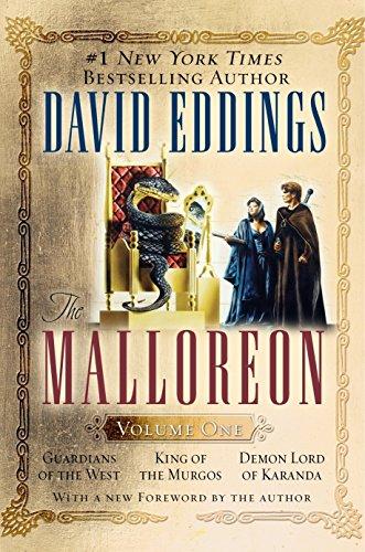 9780345483867: The Malloreon, Vol. 1 (Books 1-3): Guardians of the West, King of the Murgos, Demon Lord of Karanda