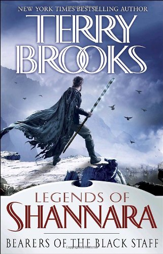 "Bearers of the Black Staff "" Signed "": Brooks, Terry"