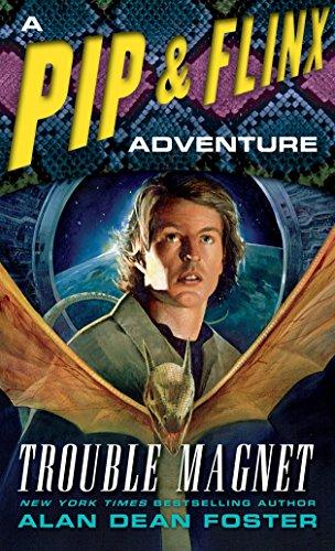 9780345485052: Trouble Magnet: A Pip & Flinx Adventure (Adventures of Pip & Flinx)