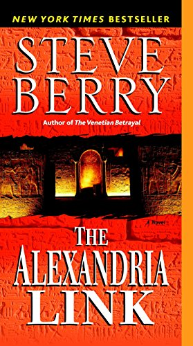 9780345485762: The Alexandria Link: A Novel (Cotton Malone)