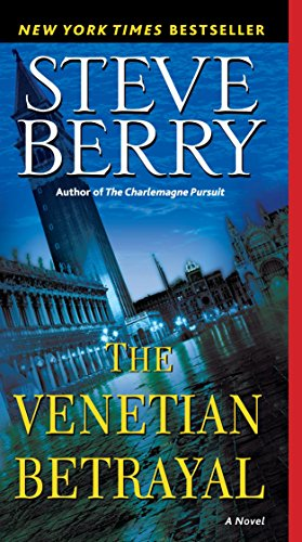 9780345485786: The Venetian Betrayal (Cotton Malone)