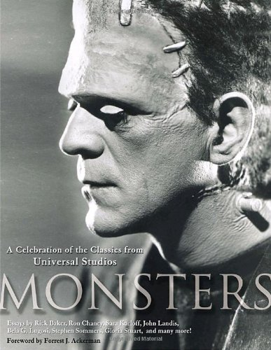 9780345486851: Monsters: A Celebration of the Classics from Universal Studios