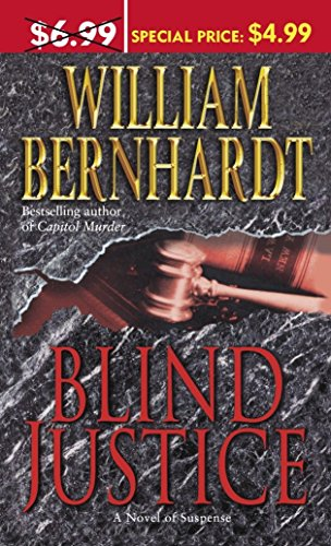 9780345486974: Blind Justice: A Novel of Suspense (Ben Kincaid)