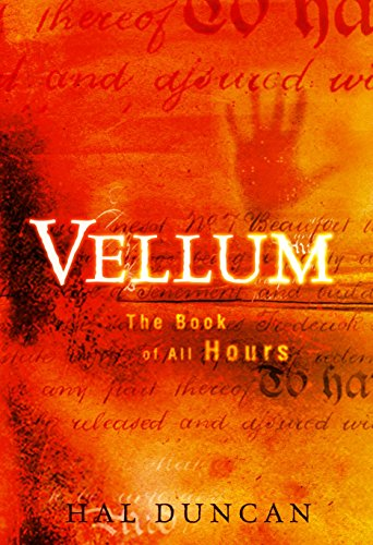 9780345487315: Vellum: The Book of All Hours