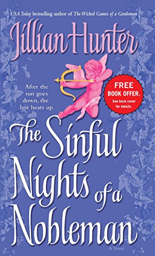 9780345487612: The Sinful Nights of a Nobleman: A Novel (The Boscastles)