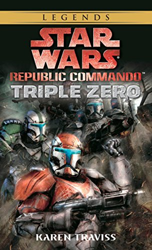 9780345490094: Star Wars Republic Commando Triple Zero