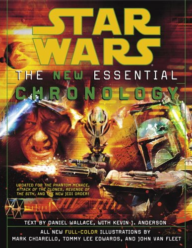 9780345490537: Star Wars: The New Essential Chronology (Star Wars (Random House Hardcover))