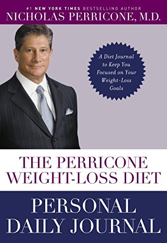 9780345491336: The Perricone Weight-Loss Diet Personal Daily Journal: A Diet Journal to Keep You Focused on Your Weight-Loss Goals
