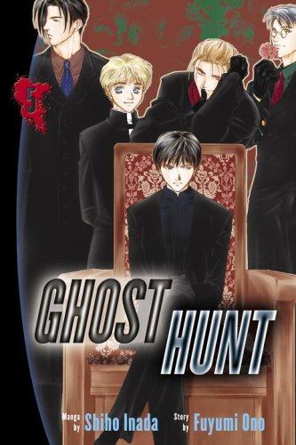9780345491374: Ghost Hunt, Vol. 5