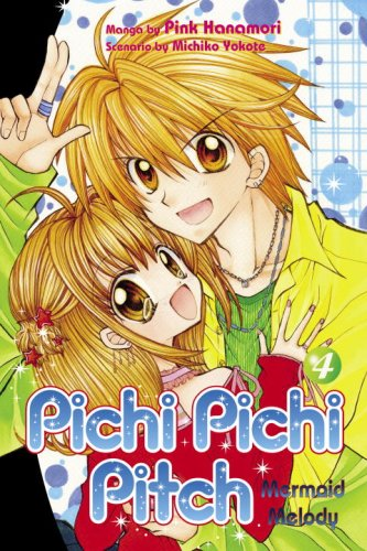 Pichi Pichi Pitch 4: Mermaid Melody (Pichi Pichi Pitch: Mermaid Melody)