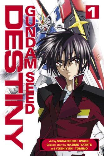 Gundam Seed Destiny, Vol. 1: Iwase, Masatsugu