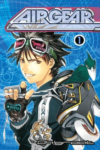 9780345492784: Air Gear Volume 1