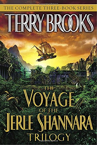 The Voyage of the Jerle Shannara Trilogy: Brooks, Terry