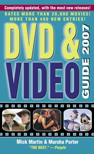 9780345493316: DVD & Video Guide 2007