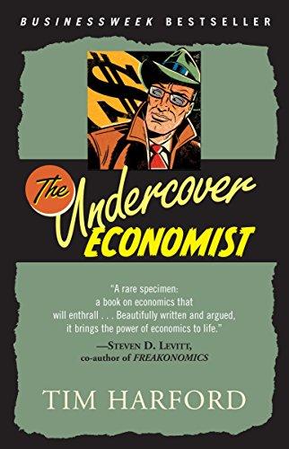 The Undercover Economist: Harford, Tim