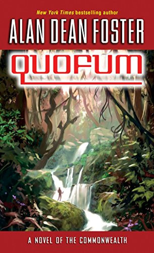 9780345496065: Quofum: A Novel of the Commonwealth: 8 (Humanx Commonwealth)