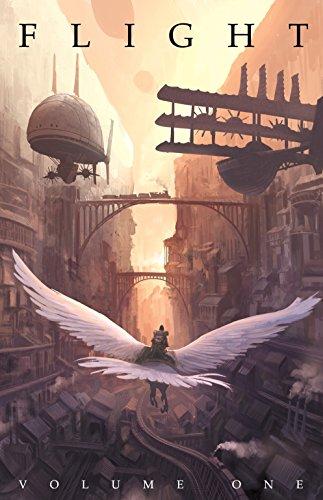 Flight, Volume One: Kibuishi, Kazu