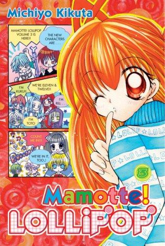 9780345496676: Mamotte! Lollipop 3