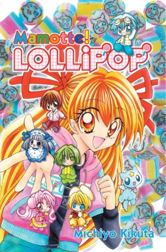 9780345498953: Mamotte! Lollipop 6