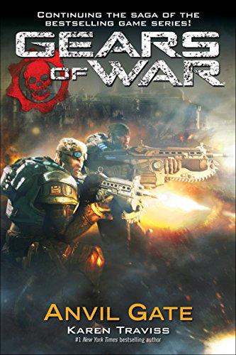 9780345499455: Gears of War: Anvil Gate