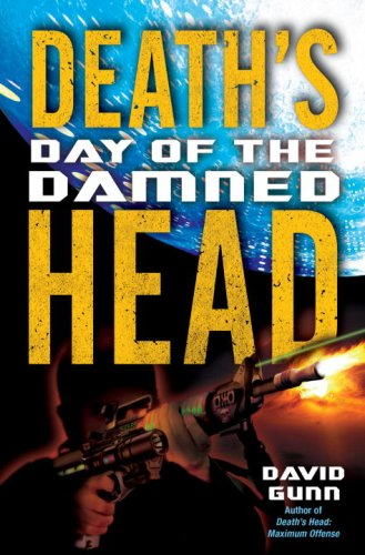 9780345500021: Death's Head: Day of the Damned