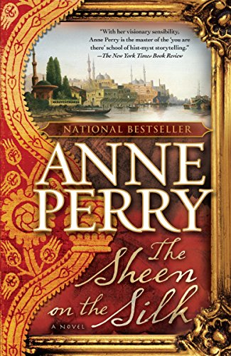 9780345500663: The Sheen on the Silk: A Novel
