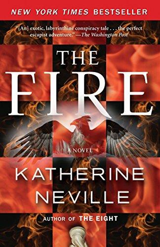 9780345500687: The Fire: A Novel