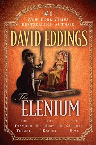 9780345500939: The Elenium: The Diamond Throne the Ruby Knight the Sapphire Rose