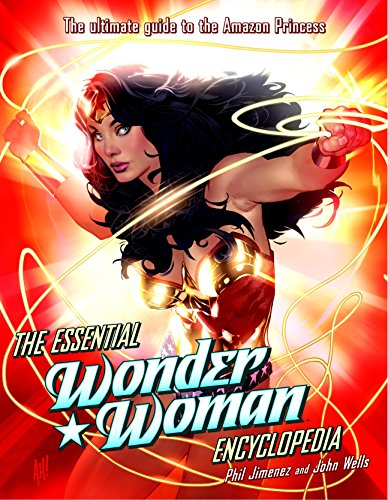 9780345501073: The Essential Wonder Woman Encyclopedia