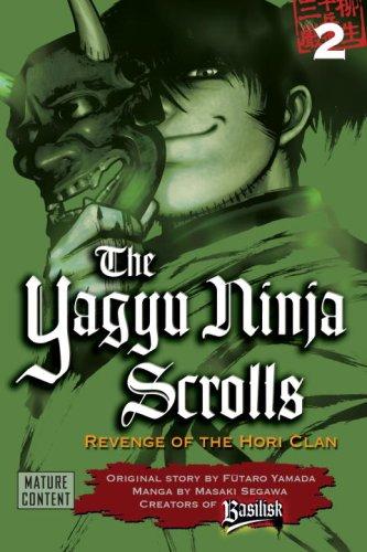 9780345501202: The Yagyu Ninja Scrolls 2: Revenge of the Hori Clan
