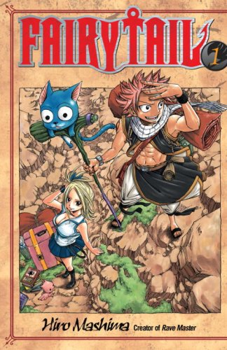 9780345501332: Fairy Tail, Volume 1