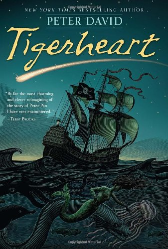Tigerheart (0345501594) by Peter David