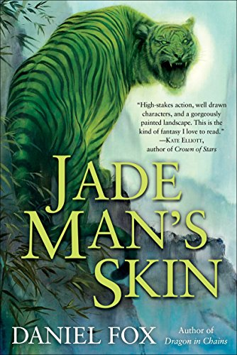 9780345503046: Jade Man's Skin (Moshui: The Books of Stone and Water)