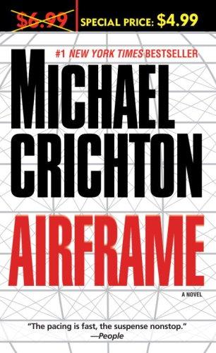 9780345503091: Airframe