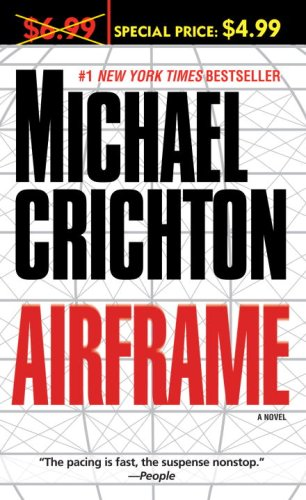 9780345503091: Airframe: A Novel