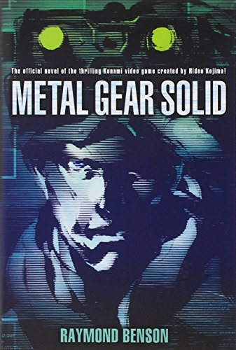 Metal Gear Solid (0345503287) by Raymond Benson