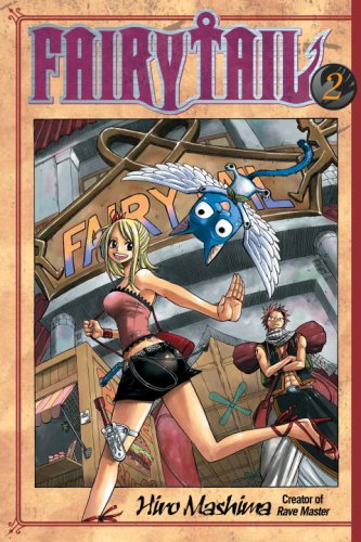 9780345503305: Fairy Tail, Vol. 2