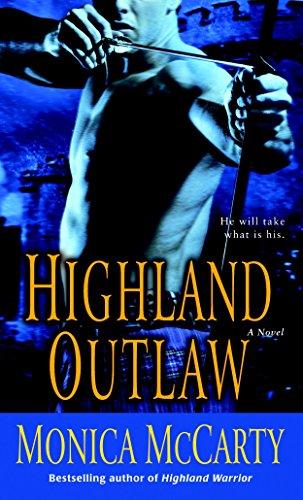 9780345503398: Highland Outlaw