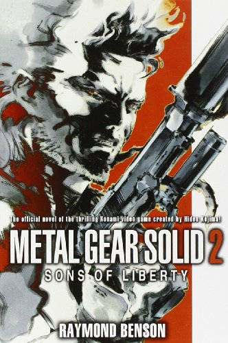 Metal Gear Solid 2: The Novel: Sons of Liberty (0345503430) by Raymond Benson