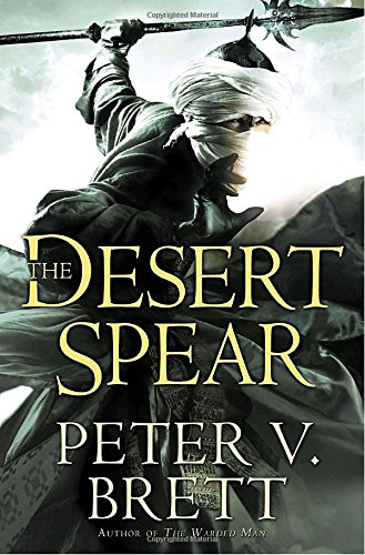 9780345503817: The Desert Spear