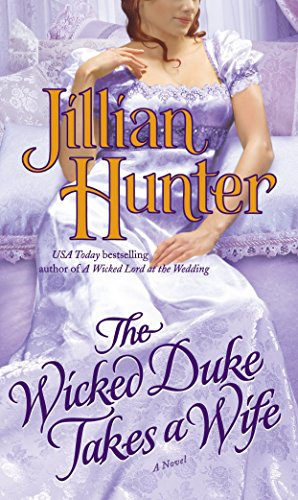 9780345503954: The Wicked Duke Takes a Wife (The Boscastles)