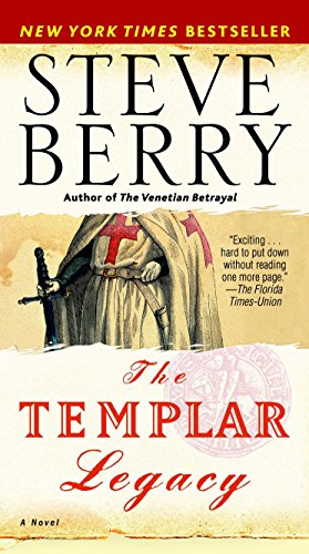 9780345504418: The Templar Legacy: A Novel (Cotton Malone)