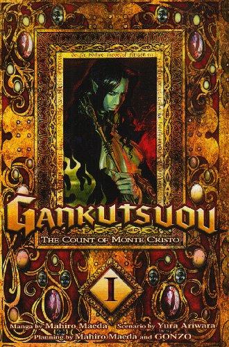 9780345505200: Gankutsuou 1: The Count of Monte Cristo