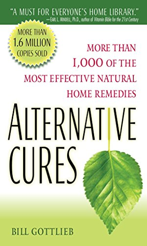 9780345505392: Alternative Cures: More than 1,000 of the Most Effective Natural Home Remedies