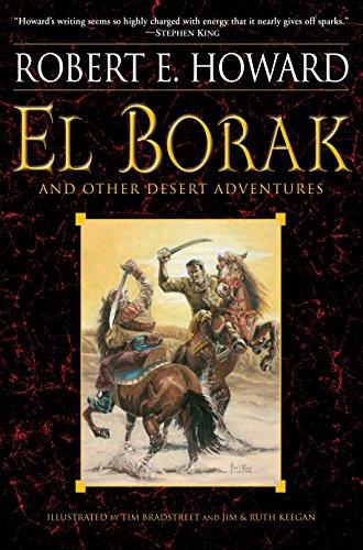9780345505453: El Borak and Other Desert Adventures