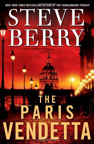 THE PARIS VENDETTA (SIGNED): Berry, Steve