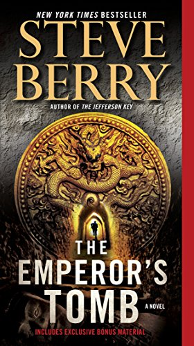 9780345505507: The Emperor's Tomb (with bonus short story The Balkan Escape): A Novel (Cotton Malone)