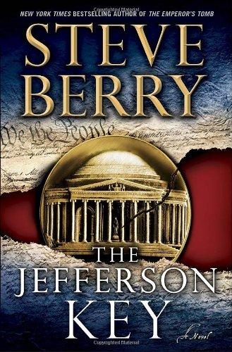 THE JEFFERSON KEY (SIGNED): Berry, Steve